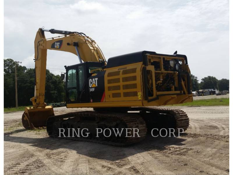 CATERPILLAR EXCAVADORAS DE CADENAS 349FL equipment  photo 4