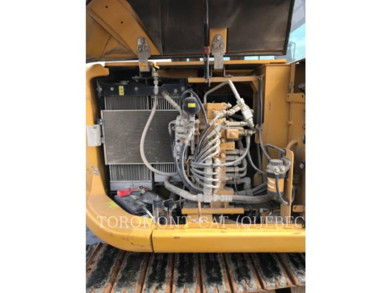 CATERPILLAR KETTEN-HYDRAULIKBAGGER 308ECRSB equipment  photo 14