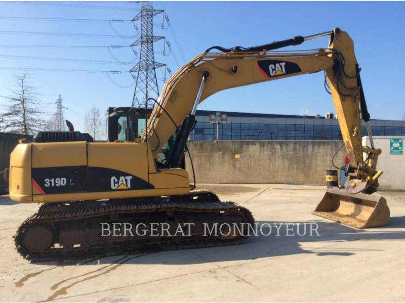 CATERPILLAR TRACK EXCAVATORS 319DL equipment  photo 6