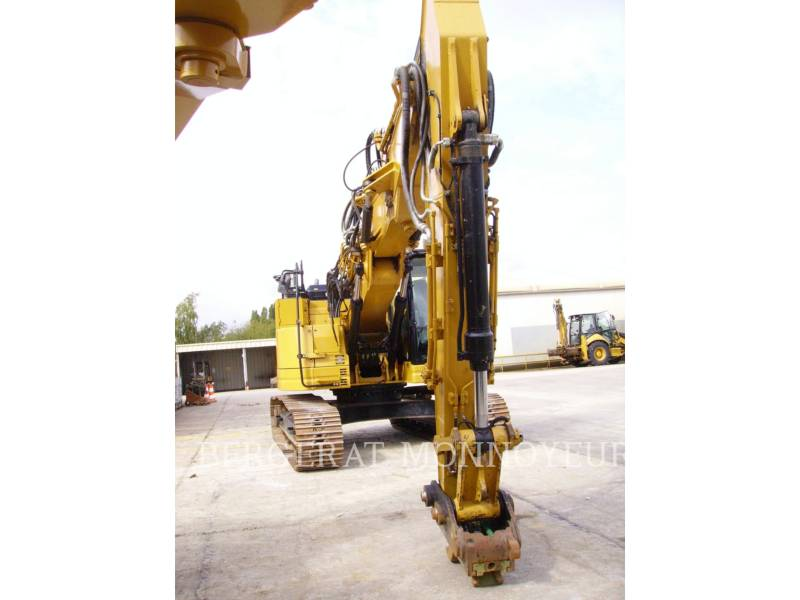 CATERPILLAR KETTEN-HYDRAULIKBAGGER 325FLCR equipment  photo 5