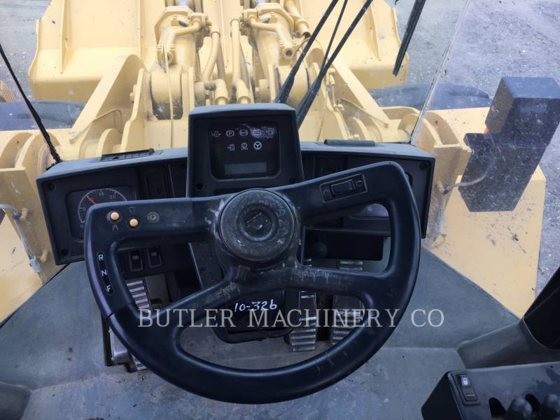 CATERPILLAR WHEEL LOADERS/INTEGRATED TOOLCARRIERS 980G equipment  photo 6