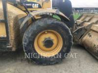 CATERPILLAR TELEHANDLER TH407C equipment  photo 16
