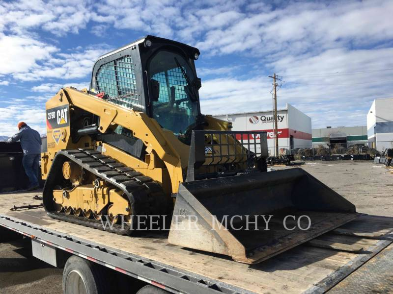 CATERPILLAR DELTALADER 279D C3-H2 equipment  photo 5