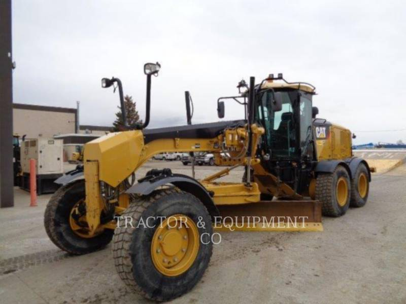 CATERPILLAR MOTORGRADER 160M2AWD equipment  photo 1