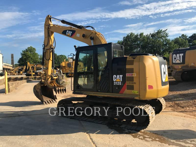 CATERPILLAR KETTEN-HYDRAULIKBAGGER 312E L equipment  photo 6