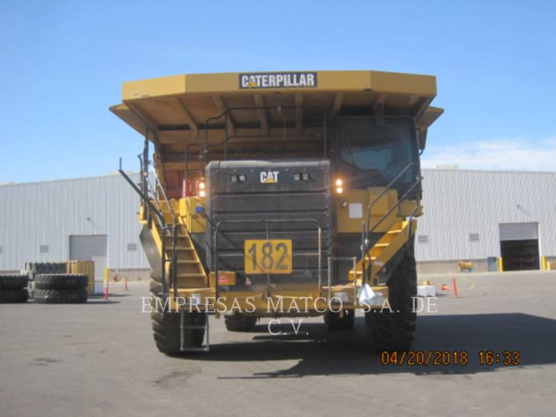 CATERPILLAR MINING OFF HIGHWAY TRUCK 777GLRC equipment  photo 1