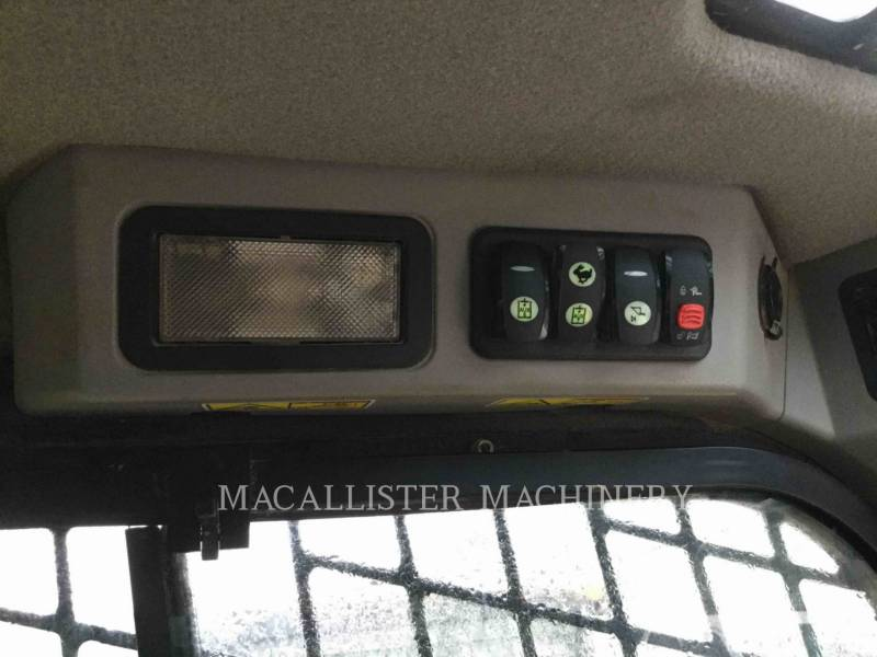 CATERPILLAR CARGADORES MULTITERRENO 289D equipment  photo 14