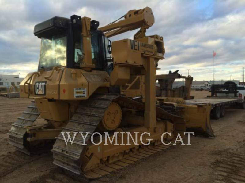 CATERPILLAR PIPELAYERS D6N LGP PL equipment  photo 4