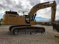 CATERPILLAR EXCAVADORAS DE CADENAS 349F L THM equipment  photo 8
