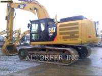 Equipment photo CATERPILLAR 336FL XE PELLES SUR CHAINES 1
