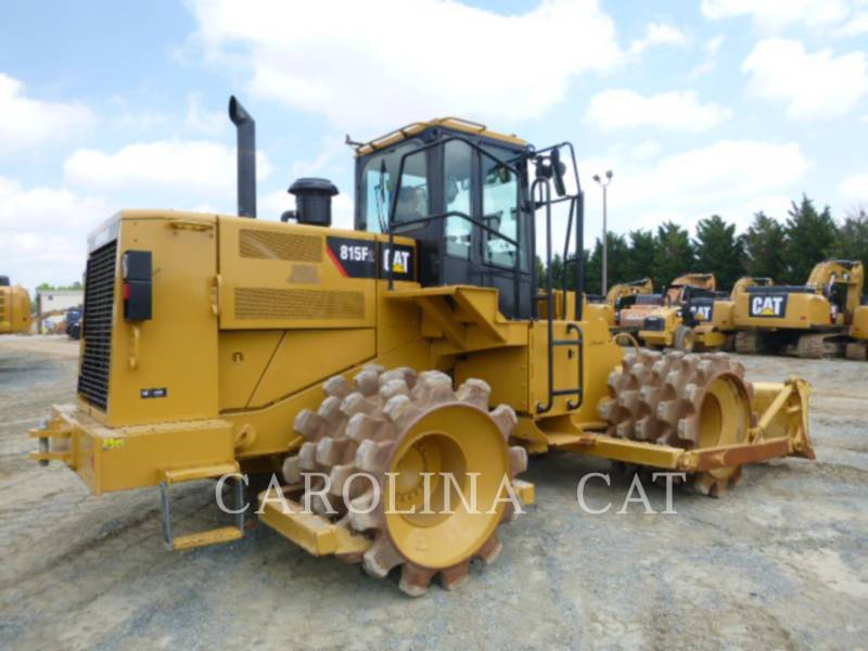 CATERPILLAR RADDOZER 815F2 equipment  photo 4