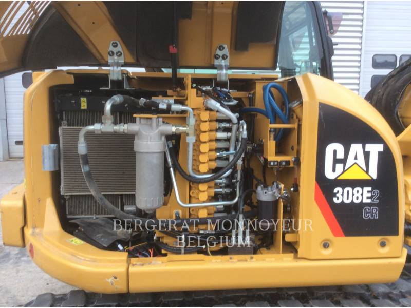 CATERPILLAR EXCAVADORAS DE CADENAS 308 E2 CR SB equipment  photo 15