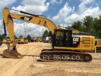 CATERPILLAR PELLES SUR CHAINES 329EL equipment  photo 2