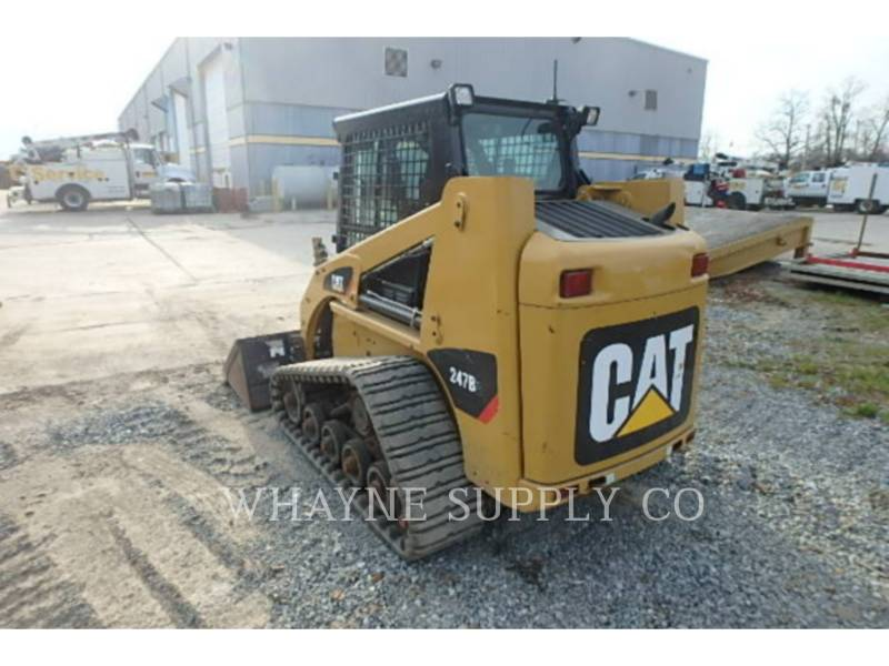 CATERPILLAR DELTALADER 247B3 equipment  photo 5