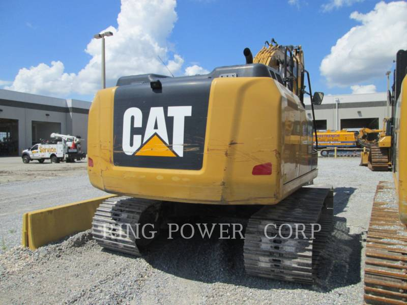 CATERPILLAR PELLES SUR CHAINES 320ELLONG equipment  photo 3