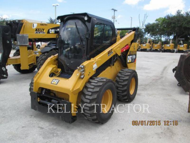 CATERPILLAR SKID STEER LOADERS 272D2XHP equipment  photo 2