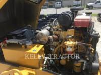 CATERPILLAR TANDEMOWY WALEC WIBRACYJNY DO ASFALTU (STAL-STAL) CB24B equipment  photo 9