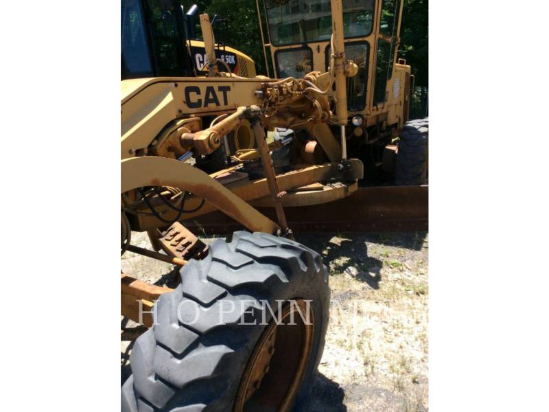 CATERPILLAR MOTONIVELADORAS 120G equipment  photo 8