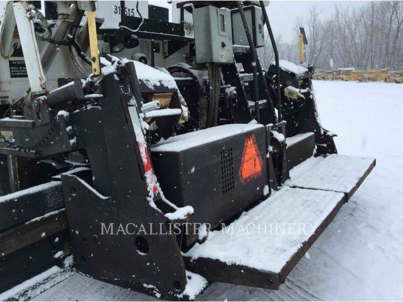 ROADTEC ASPHALT PAVERS RP180-10 equipment  photo 13