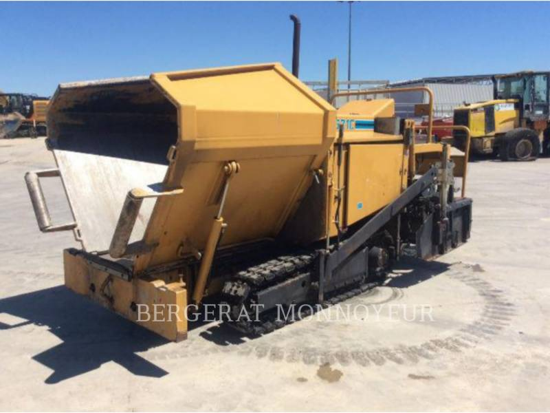 CATERPILLAR ASPHALT PAVERS BB-621C equipment  photo 5