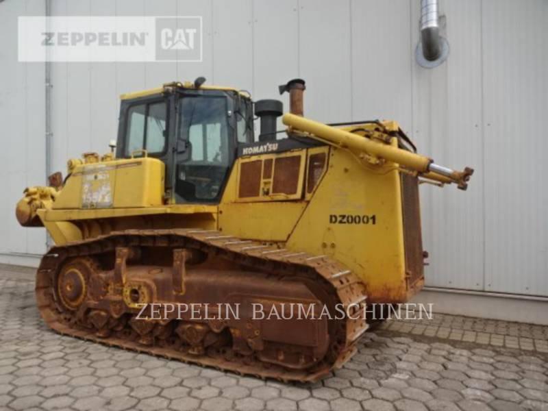KOMATSU LTD. TRACK TYPE TRACTORS D155AX-6 equipment  photo 3