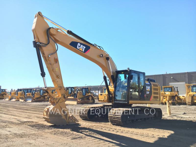 CATERPILLAR EXCAVADORAS DE CADENAS 323FL TC equipment  photo 3