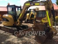 CATERPILLAR TRACK EXCAVATORS 305DCR equipment  photo 3