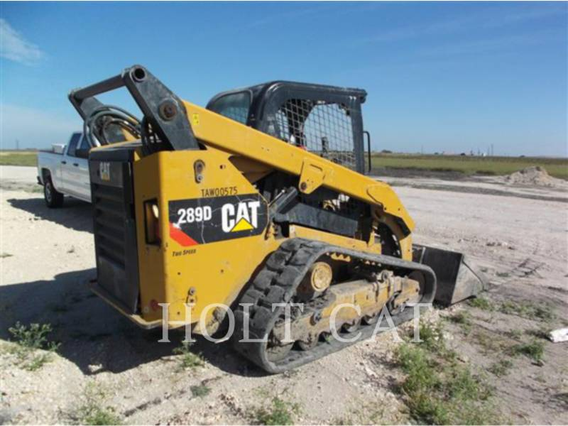 CATERPILLAR MINICARREGADEIRAS 289D equipment  photo 4