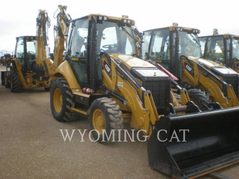 CATERPILLAR BACKHOE LOADERS 420FIT equipment  photo 5