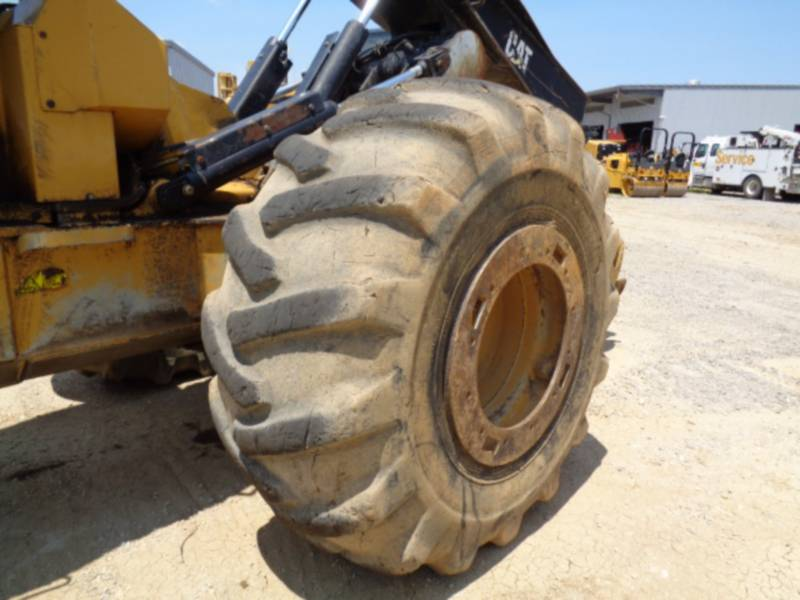 CATERPILLAR FORESTRY - SKIDDER 525C equipment  photo 11