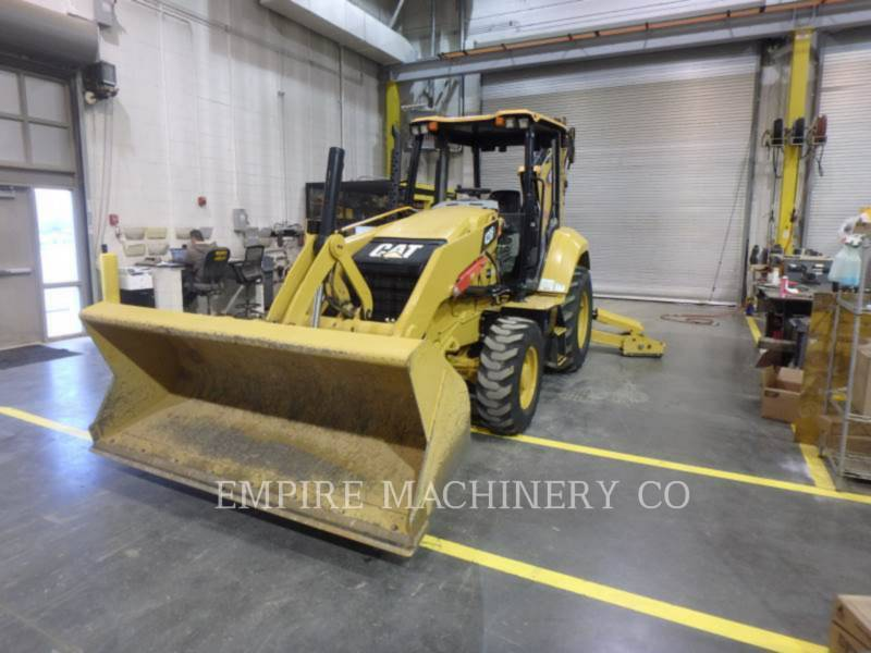 CATERPILLAR KOPARKO-ŁADOWARKI 420F2 4EOP equipment  photo 4