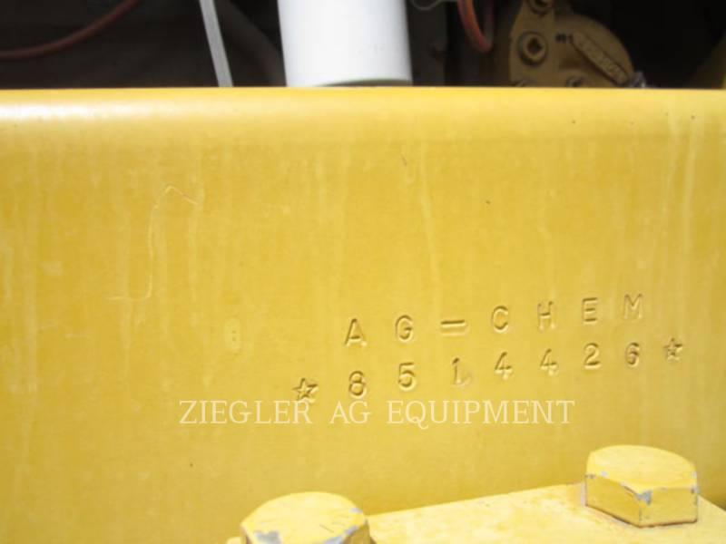 AG-CHEM SPRAYER 854 equipment  photo 1