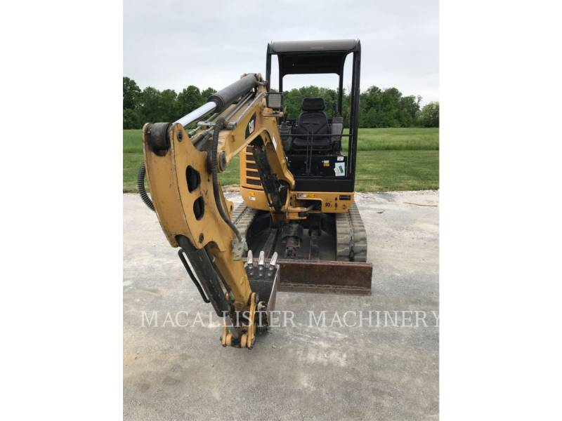 CATERPILLAR ESCAVATORI CINGOLATI 302.7DCR equipment  photo 3