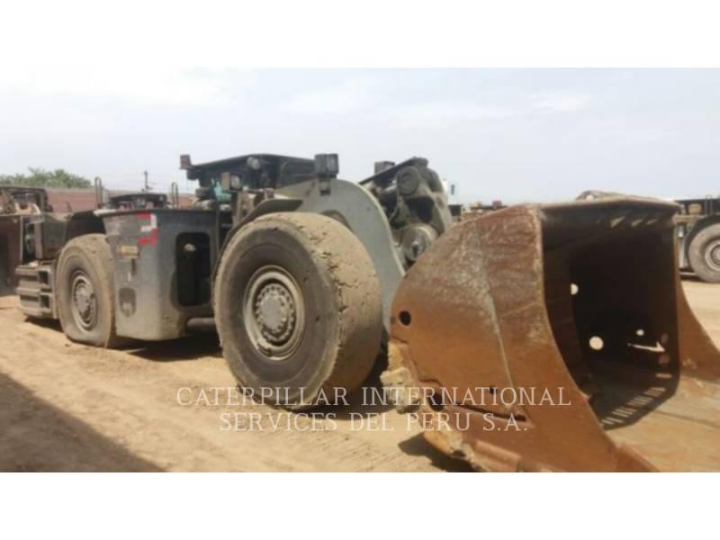 CATERPILLAR UNDERGROUND MINING LOADER R1600H equipment  photo 1