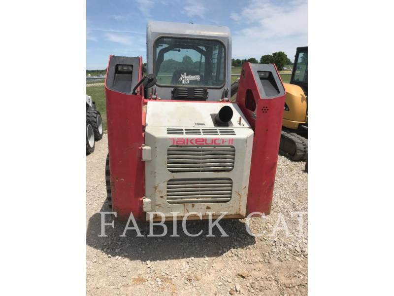 TAKEUCHI MFG. CO. LTD. 多様地形対応ローダ TL150 equipment  photo 3