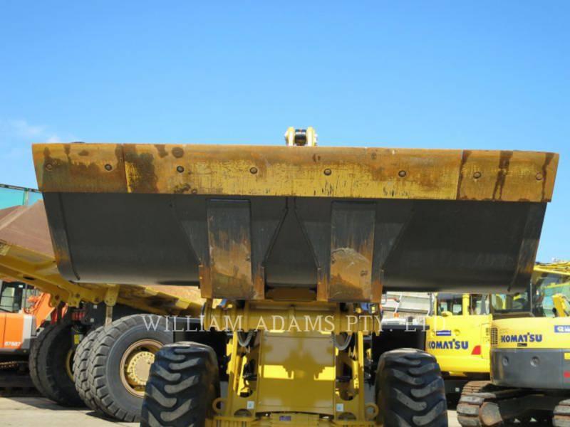 CATERPILLAR RADLADER/INDUSTRIE-RADLADER 910K equipment  photo 5