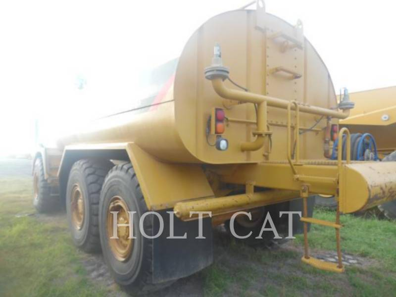 CATERPILLAR WATER TRUCKS W00 725 equipment  photo 3