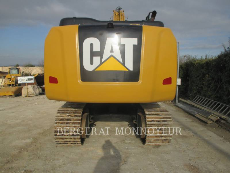 CATERPILLAR TRACK EXCAVATORS 323E equipment  photo 7