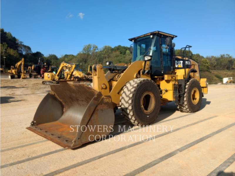 Caterpillar ÎNCĂRCĂTOARE PE ROŢI/PORTSCULE INTEGRATE 950K equipment  photo 1