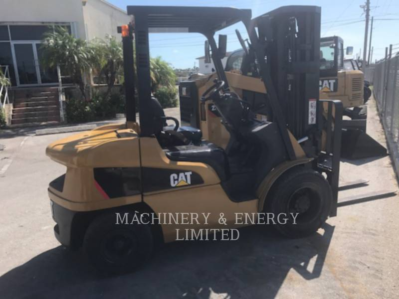 CATERPILLAR EMPILHADEIRAS DP30NM5-D equipment  photo 2