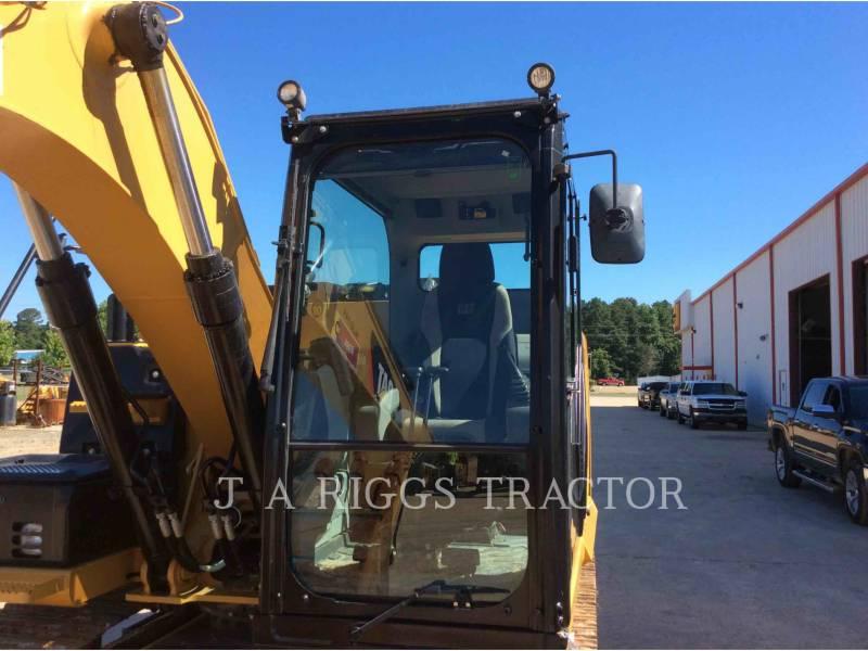 CATERPILLAR TRACK EXCAVATORS 312E 9 equipment  photo 13