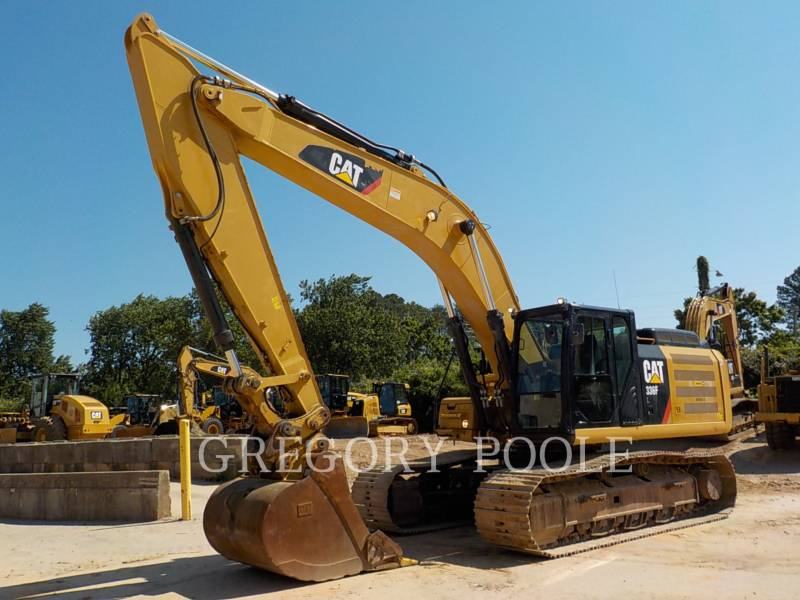 CATERPILLAR EXCAVADORAS DE CADENAS 336F L equipment  photo 1