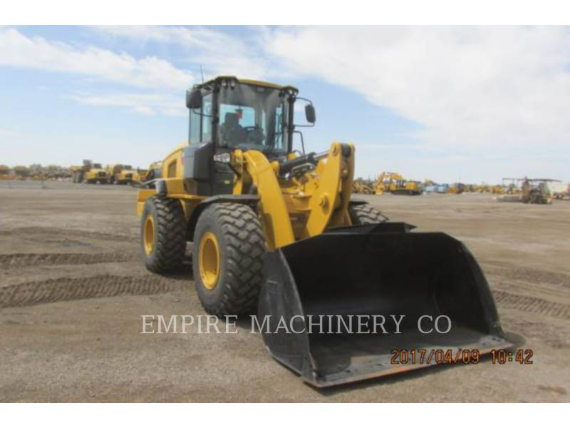 CATERPILLAR CARGADORES DE RUEDAS 938K FC equipment  photo 7