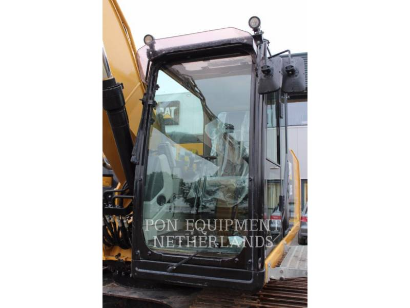 CATERPILLAR TRACK EXCAVATORS 323 EL equipment  photo 21