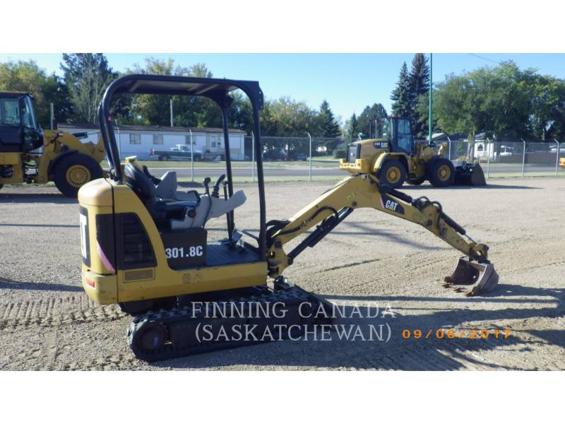CATERPILLAR EXCAVADORAS DE CADENAS 301.8C equipment  photo 2
