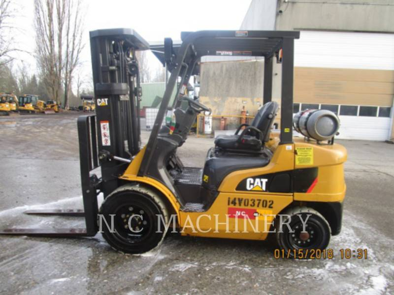 CATERPILLAR PODNOŚNIKI WIDŁOWE 2P5500 equipment  photo 1