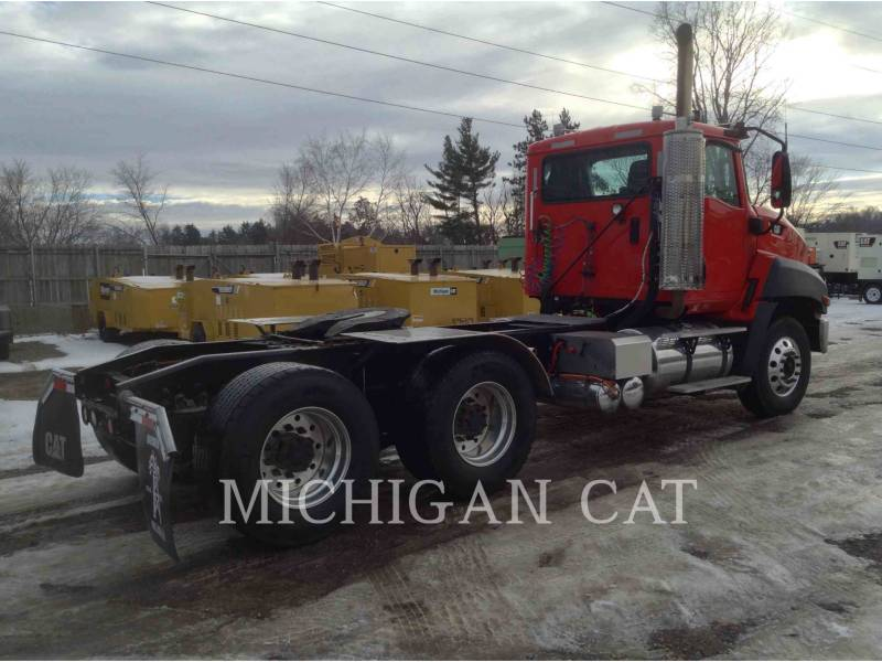 CATERPILLAR ON HIGHWAY TRUCKS CT660 T13A6 equipment  photo 4