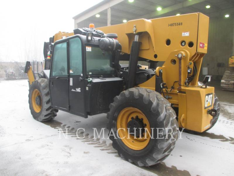 CATERPILLAR TELEHANDLER TL1255C equipment  photo 3