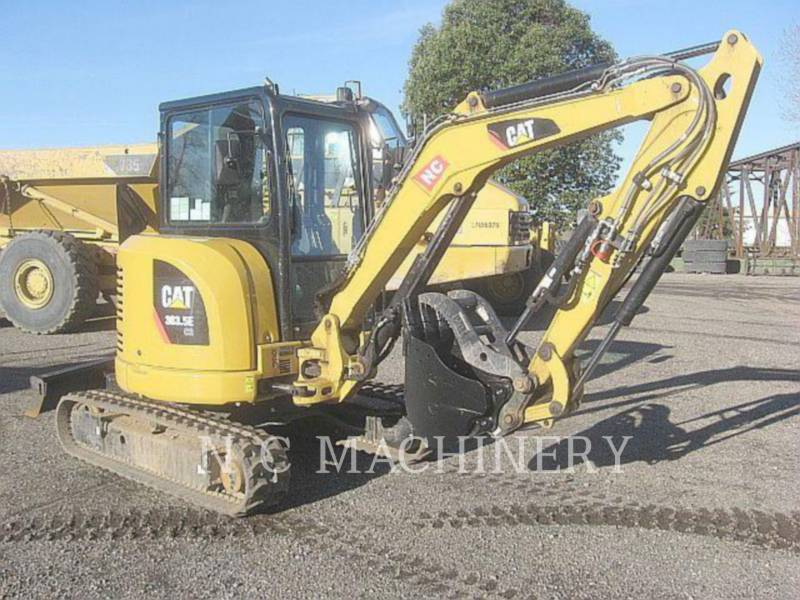 CATERPILLAR TRACK EXCAVATORS 303.5ECR equipment  photo 2