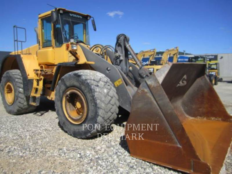 VOLVO CONSTRUCTION EQUIP BRASIL CARGADORES DE RUEDAS L150E equipment  photo 4